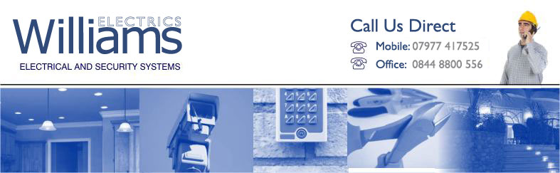 Welcome to Williams & Hill Limited - Electrical and Security Systems